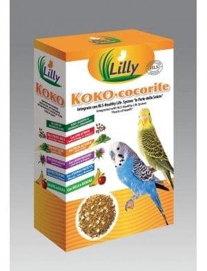 Koko alimento composto per cocorite - Vitamine per cocorite ...