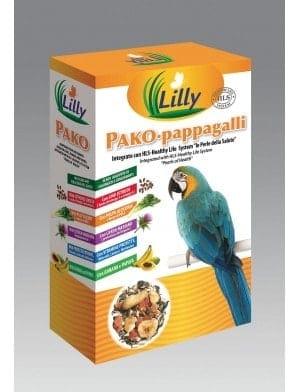 Pako Pappagalli 500g