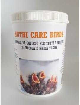 NUTRI CARE BIRDS imbecco per nidiacei di piccola e media taglia