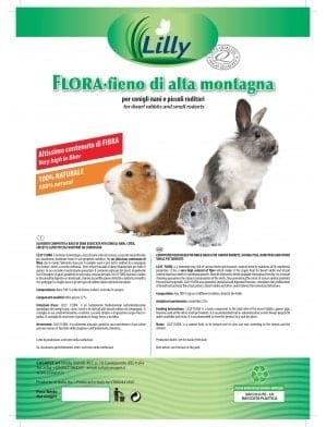 FLORA mountain hay