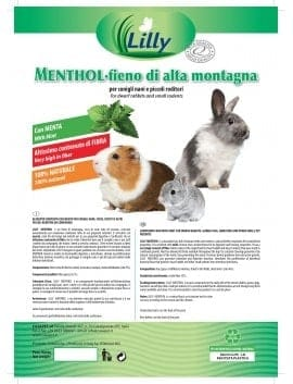 MENTHOL - mountain hay with mint