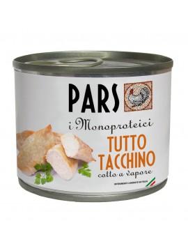 PARS TUTTO TACCHINO MONOPROTEICO 200g
