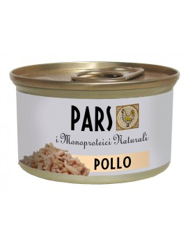 PARS POLLO MONOPROTEICO 70g