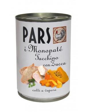 PARS MONOPATE' TACCHINO E ZUCCA
