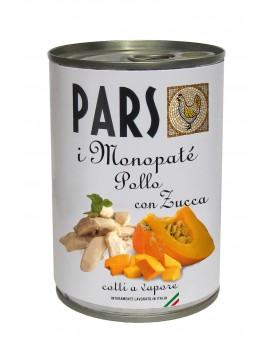 PARS MONOPATE' POLLO E ZUCCA