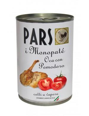 PARS MONOPATE' ANATRA E POMODORO