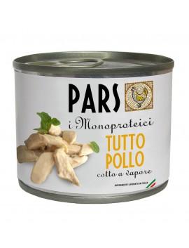 PARS TUTTO POLLO MONOPROTEICO 200g